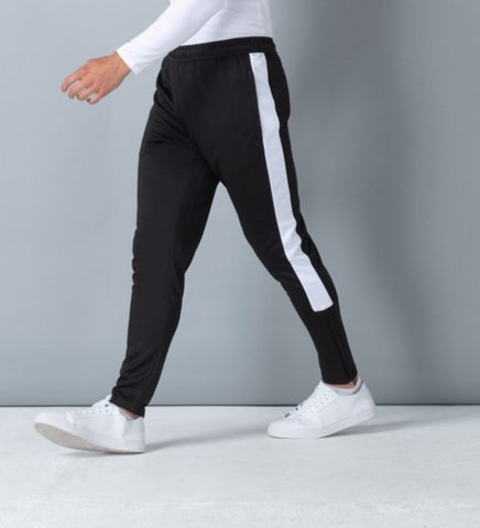 Tracksuit Pants with Contrast Panel - Adult