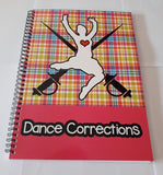 A4 Wiro Dance Rainbow Correction Notepad