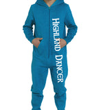 Onesie - Adult - The Highland Dancer - 1