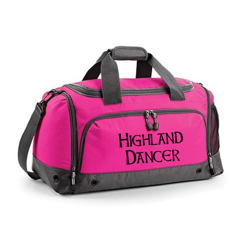 Holdall - The Highland Dancer - 1