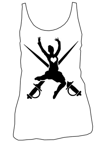 Baggy Vest - Sword Dancer #2