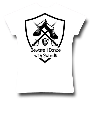 Beware I Dance with Swords #2