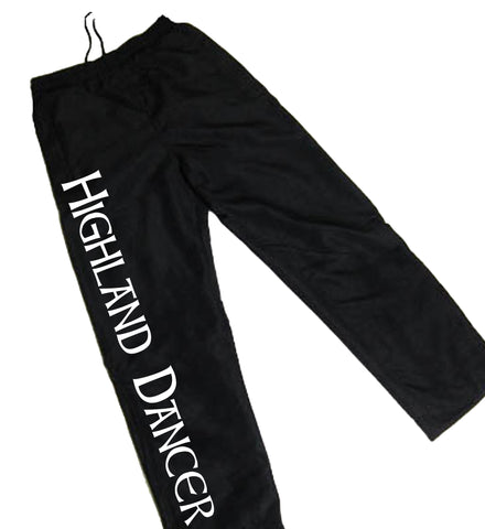HD Sweat Pants - Kids - The Highland Dancer - 4