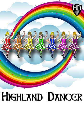 Rainbow Highland Dancers