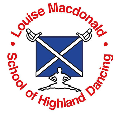Copy of Ailsa Simpson School of Dancing - The Highland Dancer
