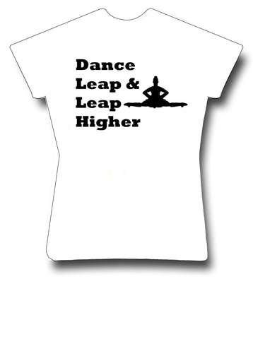 Dance Leap & Leap Higher