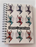 A6 Wiro Dancers Notepad