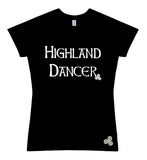 HD T-shirt #1 - The Highland Dancer - 1