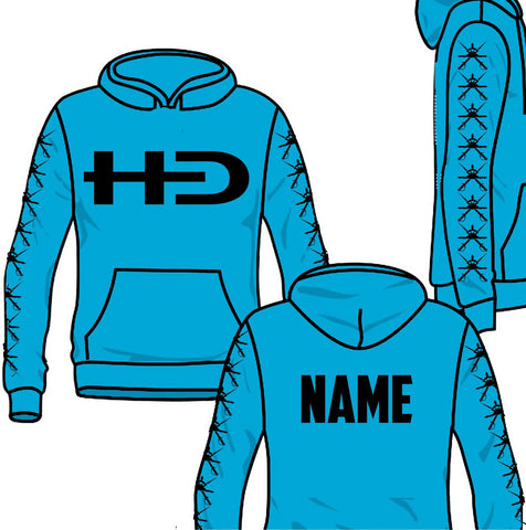 Classic Hoodie (Personalise) - Adult