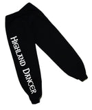 HD Cuffed Jog Pants - Kids - The Highland Dancer - 1