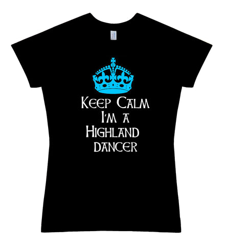 Keep calm... - The Highland Dancer - 1