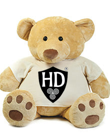 Mumbles Honey Bear Teddy Super Size