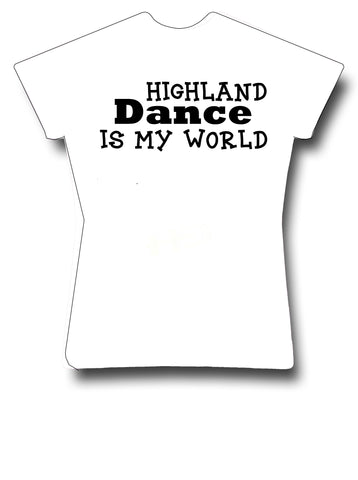 Highland Dancing is my World
