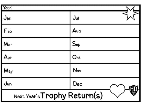 Next Year Trophy Return (Free Digital Download)