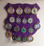 Medal Shields - The Highland Dancer - 17