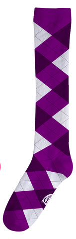 KIDS -  HD Practice Sock Purple