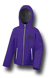 Soft Shell Jacket with Hood - Kids