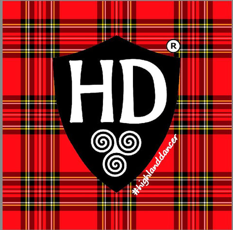 Red Tartan Blanket - Various Designs