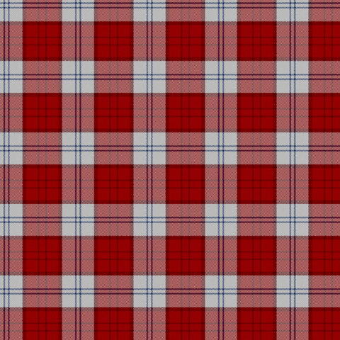 Clan Lennox Red Tartan Blanket - Various Designs