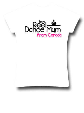 I'm a Reel Dance Mum from Canada