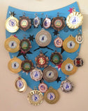 Medal Shields - The Highland Dancer - 18