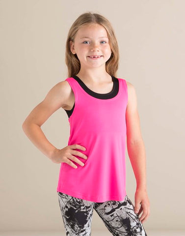 Baggy Vest Top - Kids (POLYESTER)