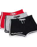 #HighlandDancer Retro Shorts - Ladies #3