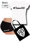 Starter Set - Adult - Hot Pant Shorts & T - Various Designs