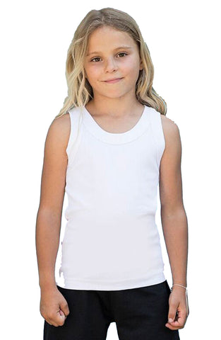 Tank Vest Top - Kids (Cotton)