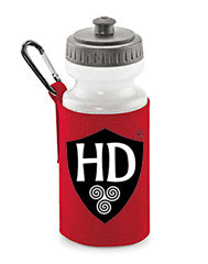 Water Bottle & Holder