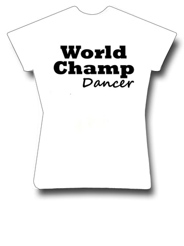 World Champ Dancer