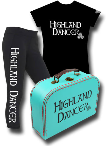 Medium Suitcase & Dance Pant Gift Set #1 KIDS