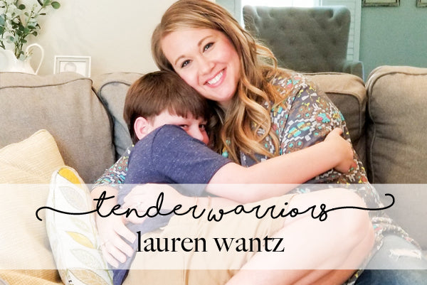 Tender Warrior: Lauren Wantz