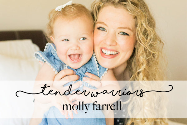 Tender Warrior: Molly Farrell
