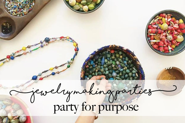 Birthday Party with a Purpose!