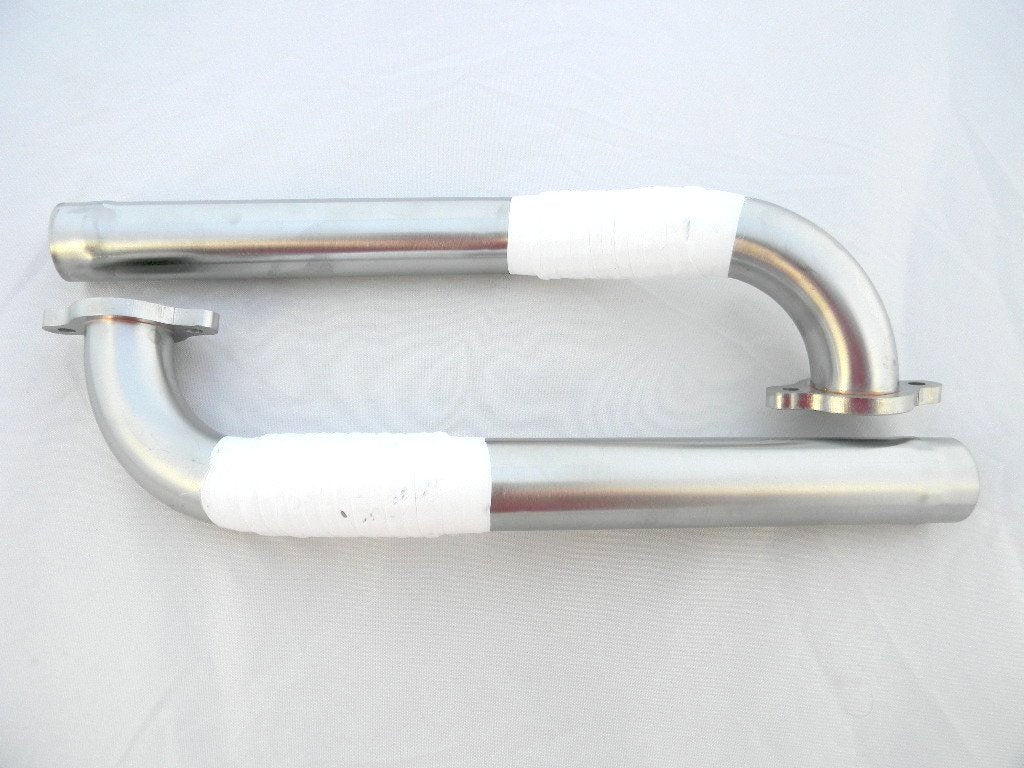 Flex Headers for Twin Cylinder