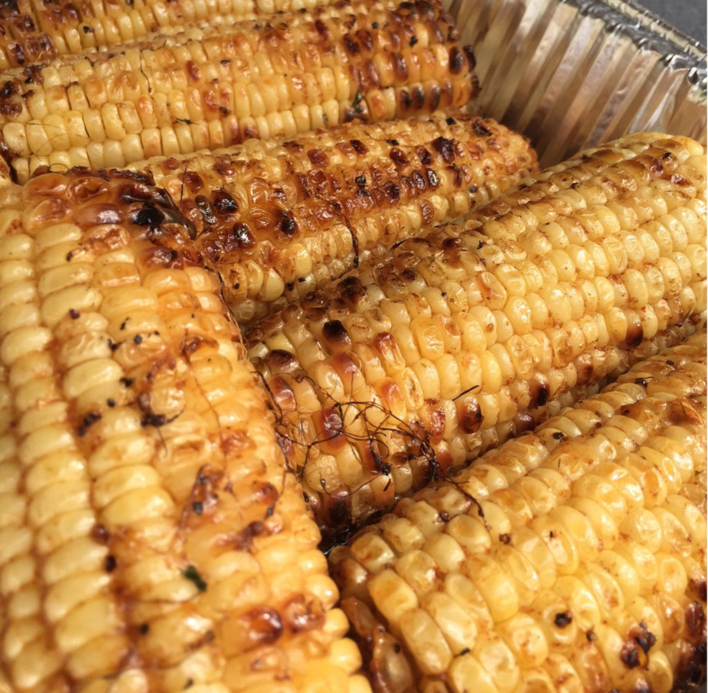 Da Kine BBQ Rubbed Corn