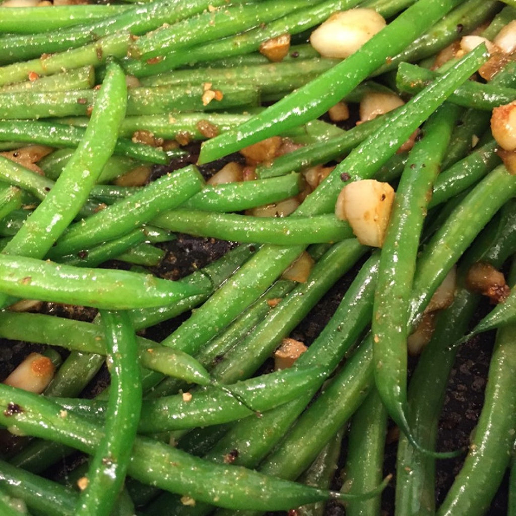 Da Kine Rubbed French Green Beans