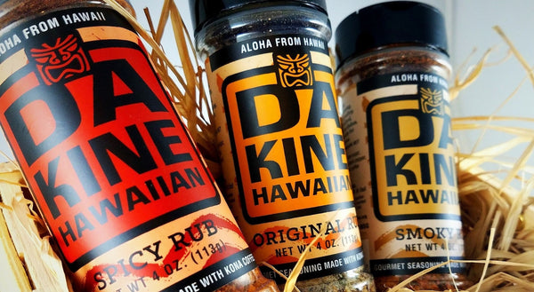Da Kine Hawaiian Da Rub All Purpose Seasoning