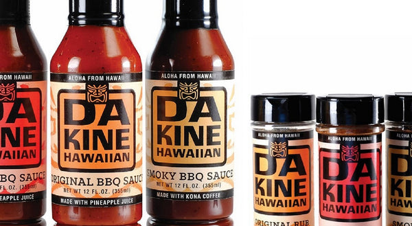 Da Kine Hawaiian Set Collection