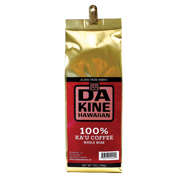 100% Whole Bean Ka'u Coffee