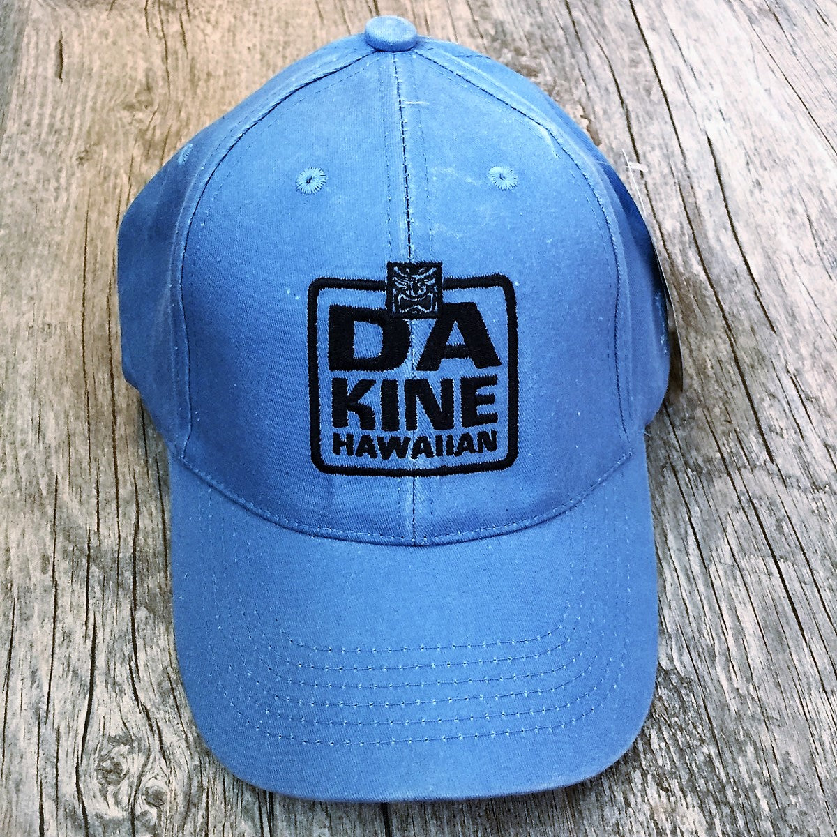 Da Kine Hawaiian Resort Hat - Light Blue