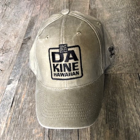 Da Kine Hawaiian Resort Hat - Taupe