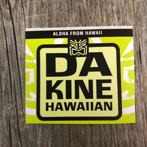 Da Kine Hawaiian Stickas