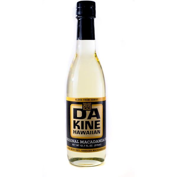 Da Kine Hawaiian Macadamia Oil Original