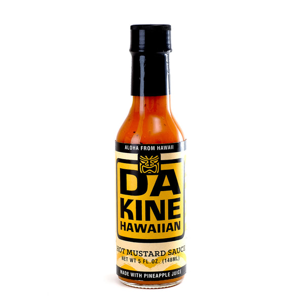 Da Kine Hawaiian Hot Mustard