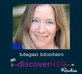 discoverHER radio with Megan