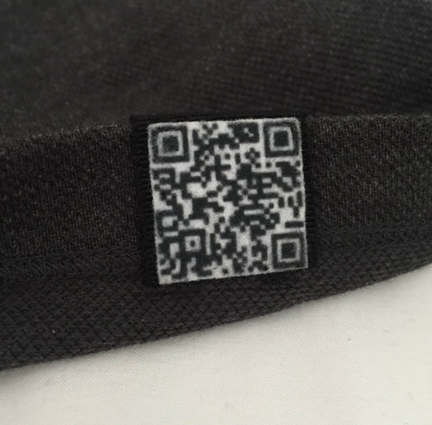 Honey Badger QR polo