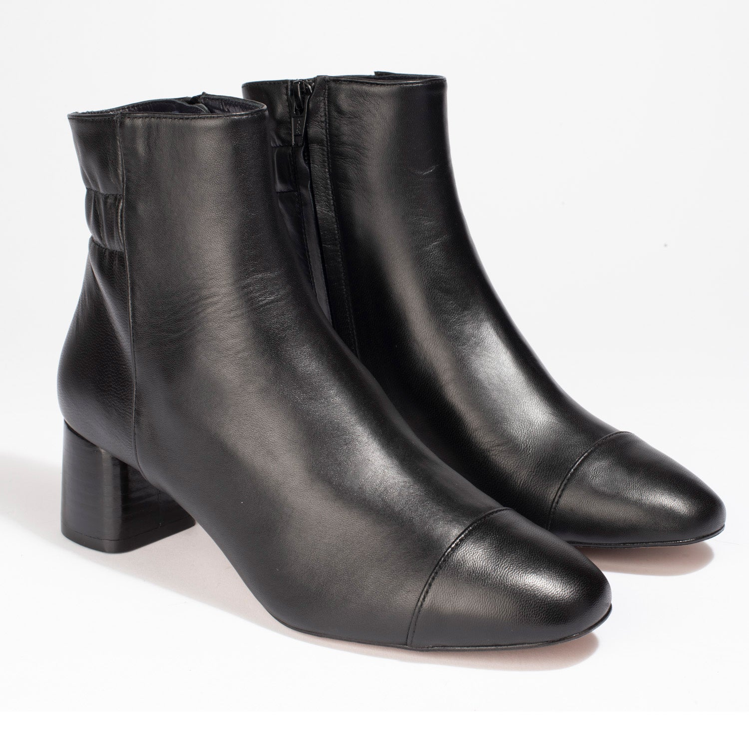 Bottines Pippa Noir - Anaki Paris