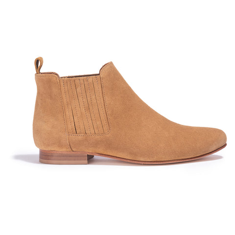 Bottines Olivia Tabac - Anaki Paris